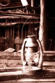 ヴィンテージ ランプ — ストック写真