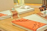 Sala de massagem da Tailândia. — Fotografia Stock