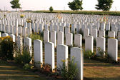 Tyne Cot 1317 — Stock Photo