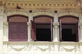 Tres ventanas 5210 — Foto de Stock