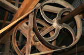 Shearing Wheels 0596 — Foto Stock