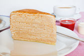 Crepe Cakes. — Stock Photo