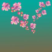 Orchid Garland. — Foto de Stock