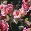 Roses seamless pattern — Stock Photo #42745033