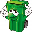 Wheelie bin — Stock Photo #39514749