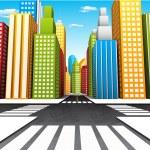 City — Stock Vector #39275635