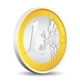 Euro — Stok Vektör