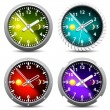 Clocks — Stock Vector #42522993