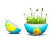 Eco koncept — Stock vektor