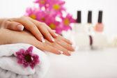 Do manicure — Zdjęcie stockowe