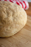 Loaf of Round Bread — Stock Photo