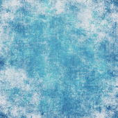 Blue texture in grunge style — Stock Photo