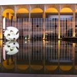 Brasilian modern building — Stock Photo #38924221