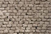 Clay wall texture — Stock Photo
