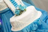 Cake for a party — Stok fotoğraf