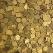Coins texture — Stock Photo #39298037