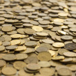 Coins texture — Stock Photo #39298219
