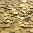 Coins texture — Stock Photo #39298295