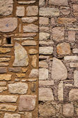 Traditional wall in Brazil — Stock Photo