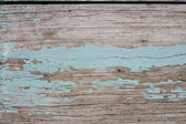 Old paint over wood — Stockfoto