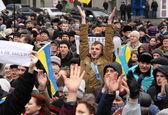Euromaidan Ukraine — Stock Photo