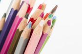 Ołówki. — Zdjęcie stockowe