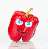 Bell pepper. — Stock Photo
