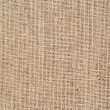 Burlap background with buttons border — Stock Photo #40353725