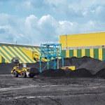 Coal shipment — Stock Photo #50812137