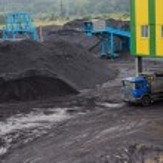 Coal shipment — Stock Photo #50812139