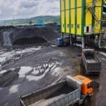 Coal shipment — Stock Photo #50812143