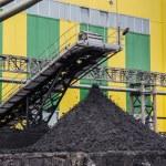 Coal shipment — Stock Photo #50812173