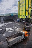 Coal shipment — Стоковое фото