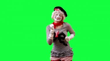 Pantomime Dances — 图库视频影像