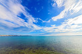 The Black sea coast in Gelendzhik, Russia — Stock Photo