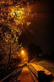 Gece durağı — Stok fotoğraf