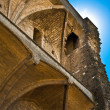 Chateauneuf-du-Pape ruins — Stock Photo