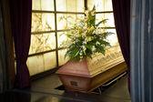 Coffin — Stock Photo