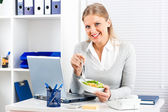 Healthy meal — Stock Photo