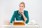 Making decisions — Stock Photo