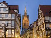 Hannover Altstadt. Marktkirche — Stock Photo