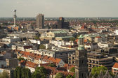 Hannover City Panorama — Stock Photo