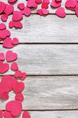 Heart background — Stock Photo
