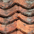 Roof tiles — Stock Photo #39279391