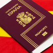 Spanish passport — Stock Photo #39346823