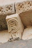 Romanesque sculpture — Stock fotografie