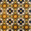 Vintage ceramic floor tiles. close-up — Stock Photo #44643771