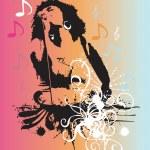 Постер, плакат: Singer