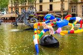 Pompidou — Stock Photo