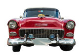Old american car — Stock Photo